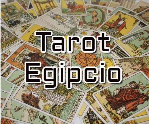 Tarot egipcio Online y Gratis
