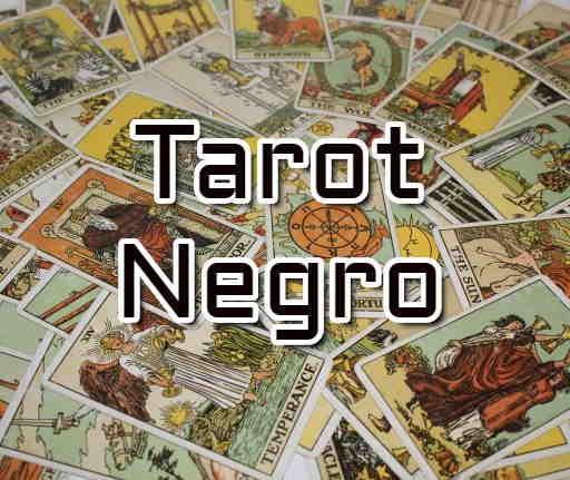tarot negro online y gratis