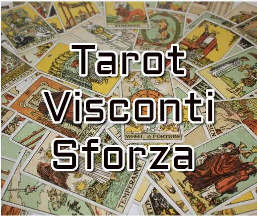 Tarot de oro Visconti-Sforza Gratis y Online