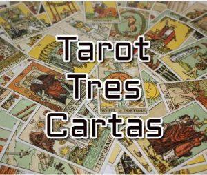 Tarot tres cartas Gratis y Online