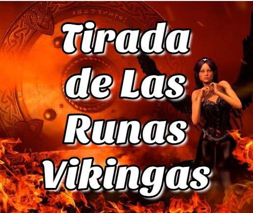 Tirada Gratis de Las Runas Vikingas