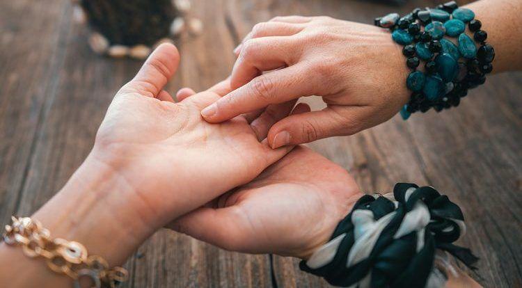 Quiromancia o lectura de la mano